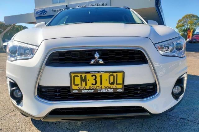 2016 Mitsubishi ASX LS