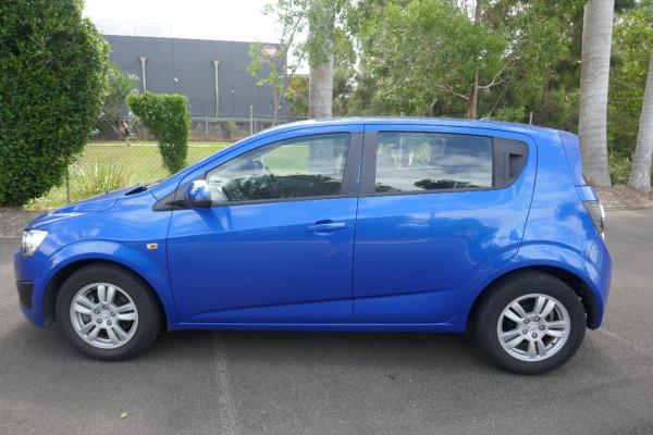 2012 MY11 Holden Barina TK Hatchback Hatchback