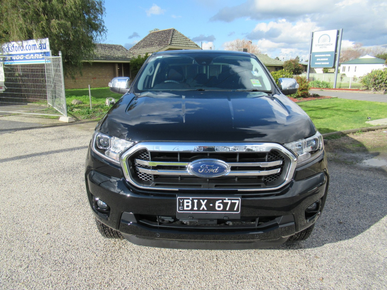 2020 MY20.25 Ford Ranger PX MkIII 4x4 XLT Double Cab Pick-up Utility Image 3