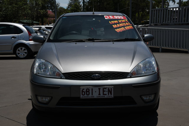 2003 Ford Focus LR MY03 LX Sedan Image 7