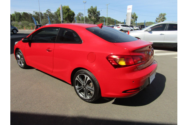 2014 Kia Cerato YD MY14 KOUP Coupe Image 4