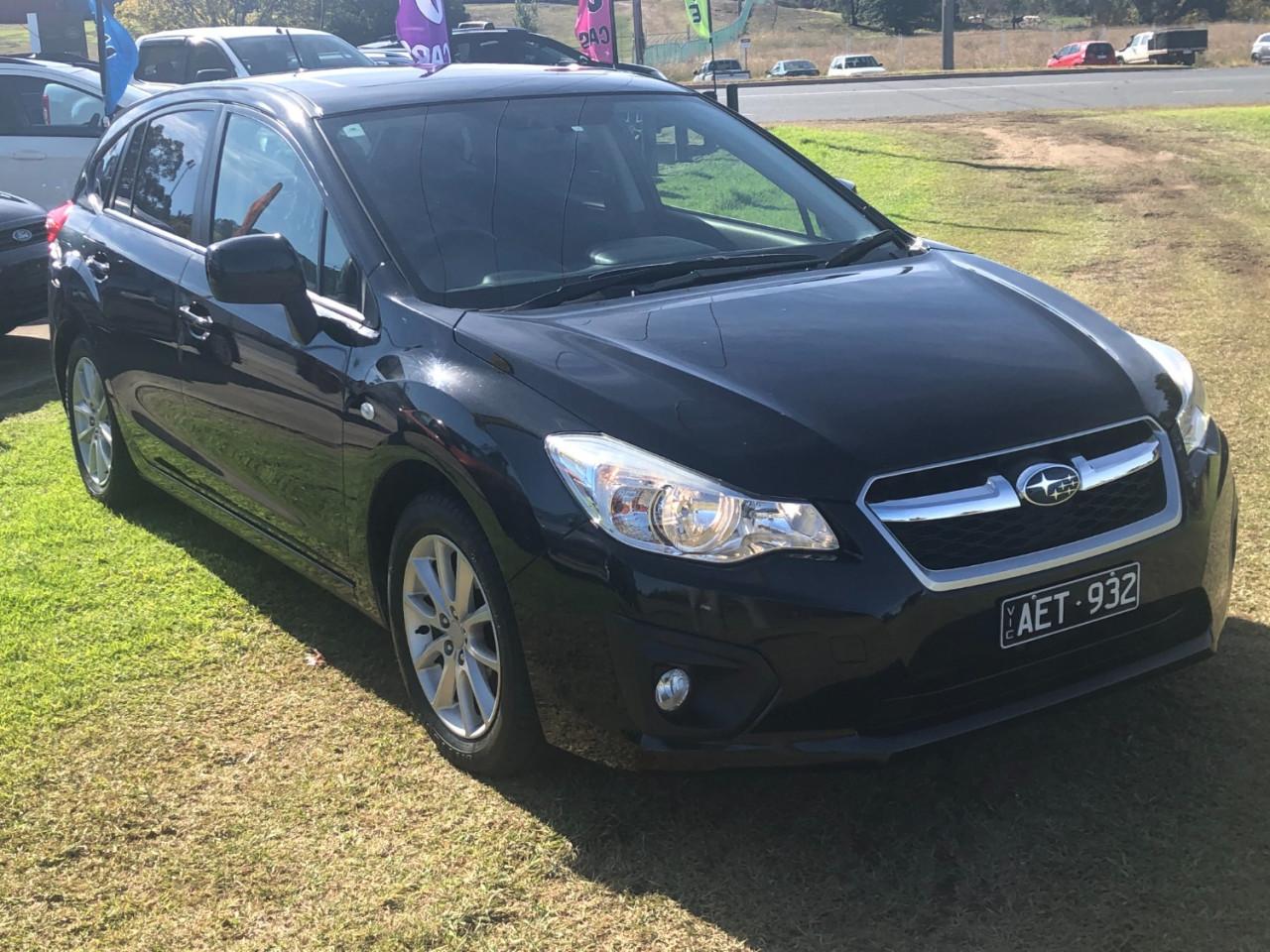 2014 Subaru Impreza G4 MY14 2.0I-L Hatchback Image 1