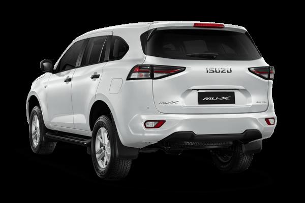 2021 Isuzu UTE MU-X UJ LS-M 4x4 Wagon Image 2