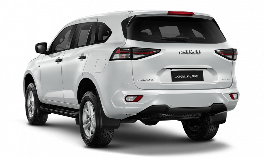 2021 Isuzu UTE MU-X RJ LS-M 4x4 Wagon Image 2