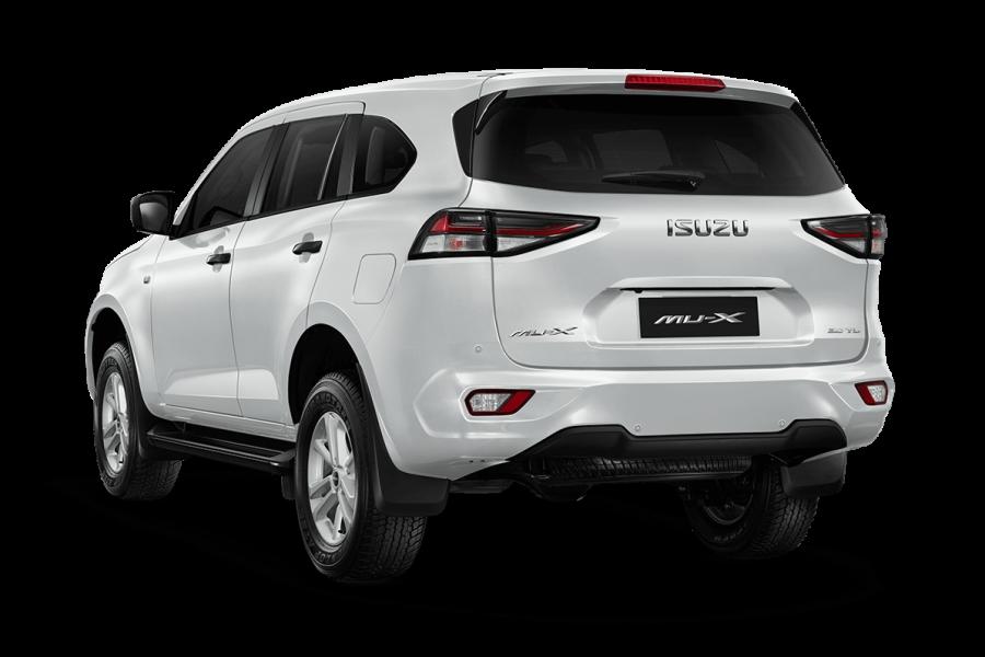 2021 Isuzu UTE MU-X UJ LS-M 4x4 Wagon