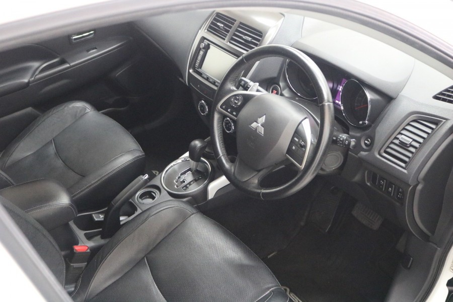 2013 MY14 Mitsubishi ASX XB MY14 ASPIRE Suv