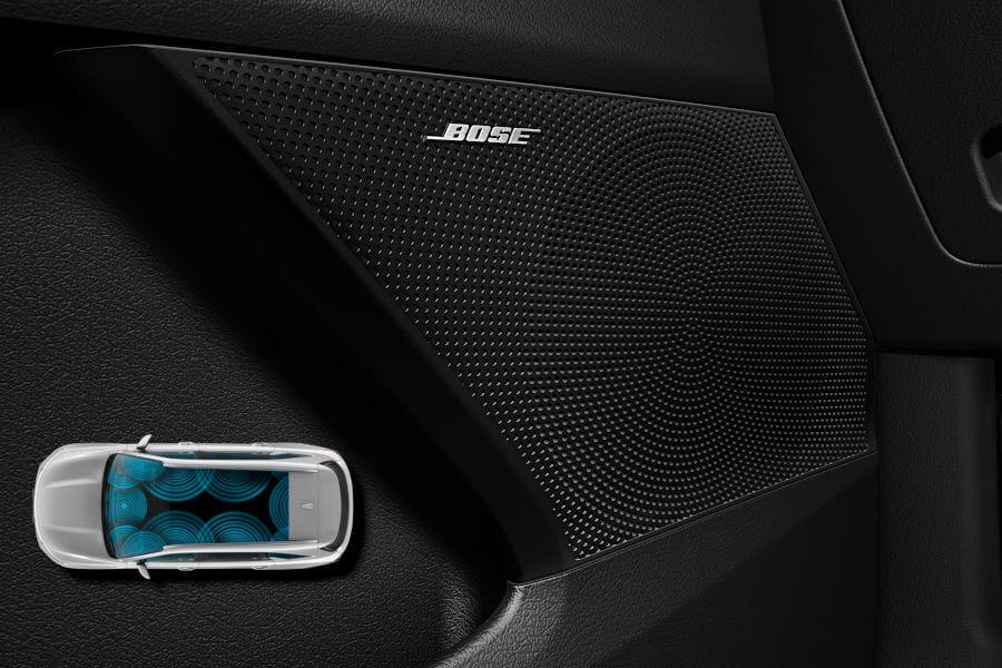 BOSE advanced sound system