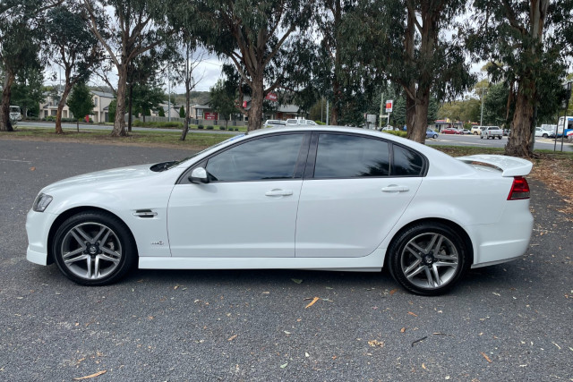 2012 Holden Commodore SV6