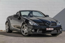 Mercedes-Benz SLK300 R171 MY10