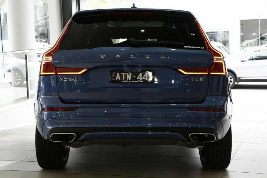 2018 Volvo XC60 UZ MY18 T6 AWD R-Design Wagon