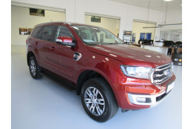 2020 MY20.25 Ford Everest UA II 2020.25MY TREND Suv Image 4