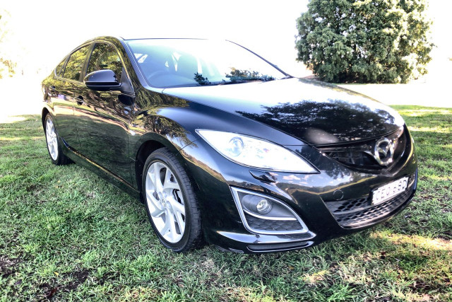 2012 Mazda 6 GH1052 MY12 Luxury Sports Hatch