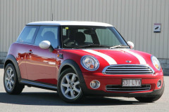Mini Hatch Cooper Steptronic Chilli R56
