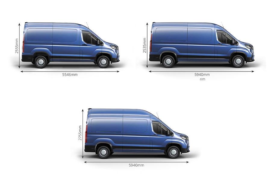 Deliver 9 Your Van. <span>Your business.</span>