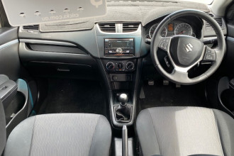 2013 Suzuki Swift FZ GL Hatchback