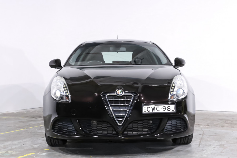 2014 Alfa Romeo Giulietta Progression 1.4