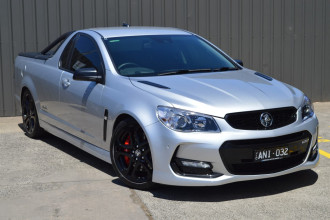 Holden Commodore SS V Redline VF Series II MY17