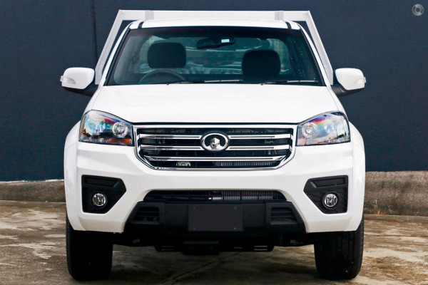 2021 MY20 Great Wall Steed K2 Single Cab 4x2 Cab chassis Image 2