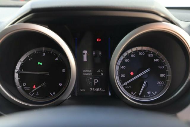 2015 Toyota Landcruiser Prado GDJ150R VX Suv Image 16