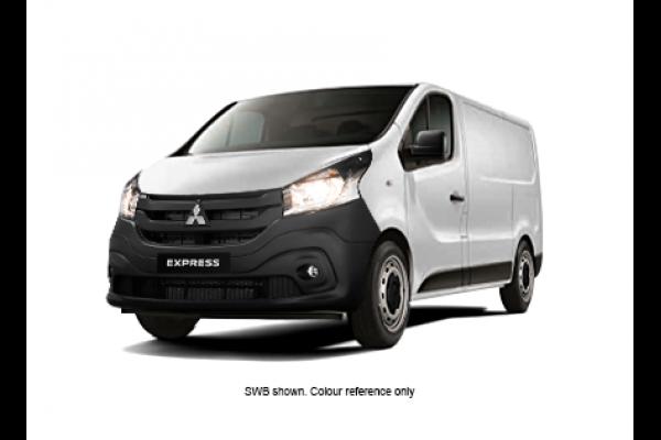 2020 MY21 Mitsubishi Express SN GLX LWB Manual Van