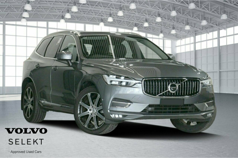 2018 Volvo XC60 UZ D4 Inscription Suv