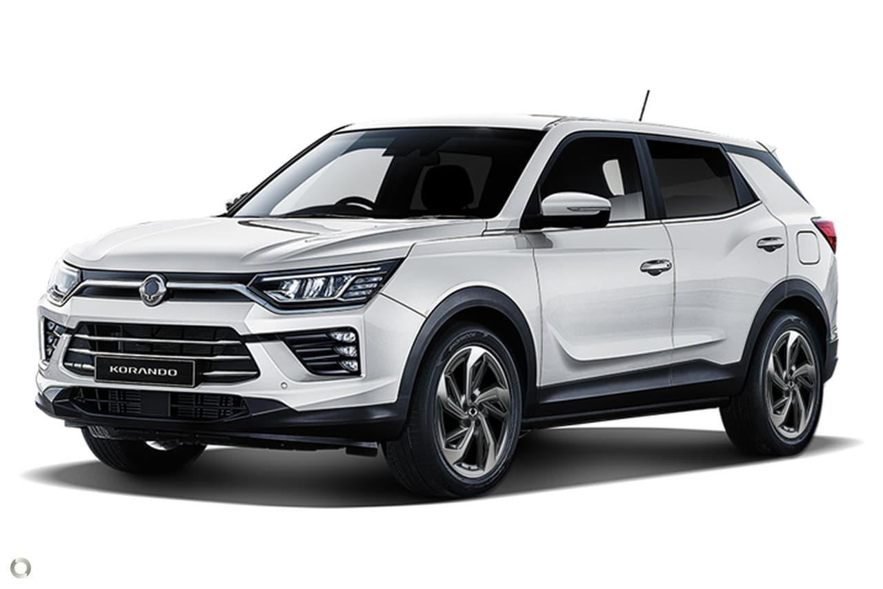 2020 MY21 SsangYong Korando C300 Ultimate Wagon
