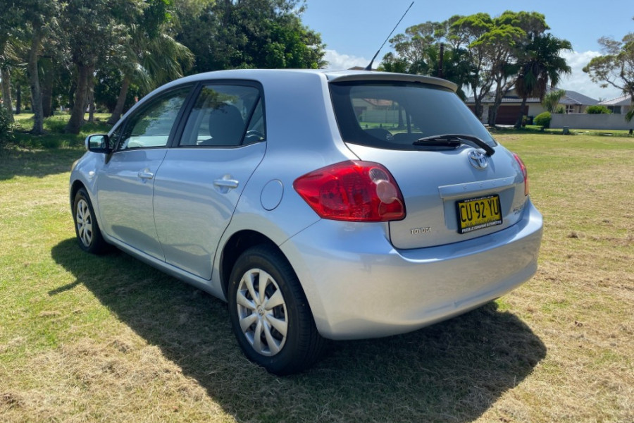 2008 Toyota Corolla ZRE152R Ascent Hatch Image 5