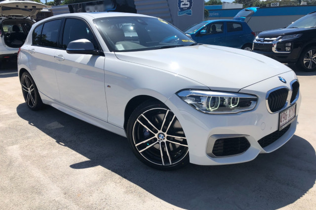 2018 BMW 1 Series F20 LCI-2 M140i Hatchback