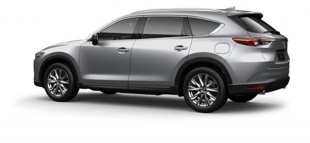 2020 Mazda CX-8 KG Series Asaki Suv Mobile Image 19