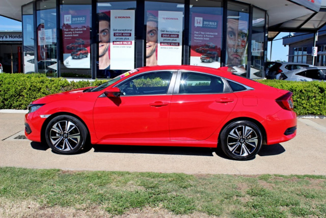 2016 Honda Civic 10th Gen  VTi-L Sedan Image 5
