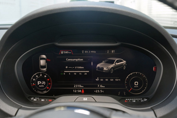 2019 Audi A3 40 S-line 2.0L TFSI S-tronic 140kW Sedan