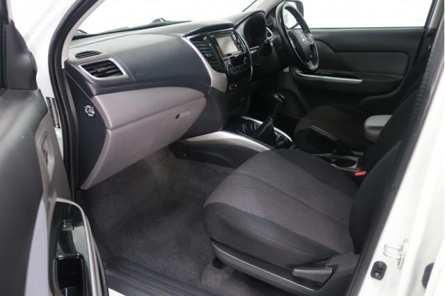 2016 Mitsubishi Triton MQ MY16 GLS Utility Image 5
