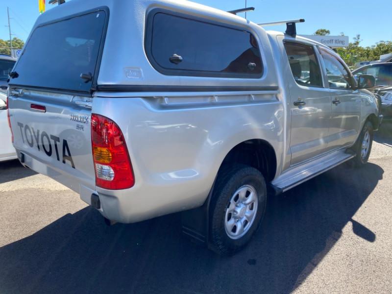 2009 Toyota HiLux KUN26R Turbo SR 4x4 dual cab