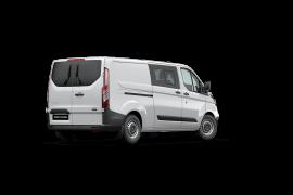 2021 MY21.25 Ford Transit VN Custom 340L DCiV Van Image 3