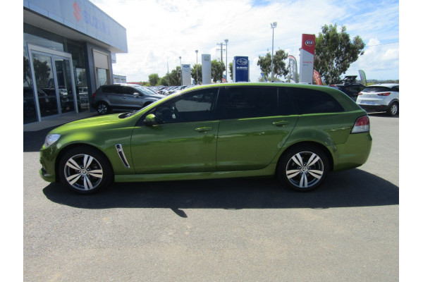 2015 MY16 Holden Commodore VF II MY16 SV6 Wagon Image 3