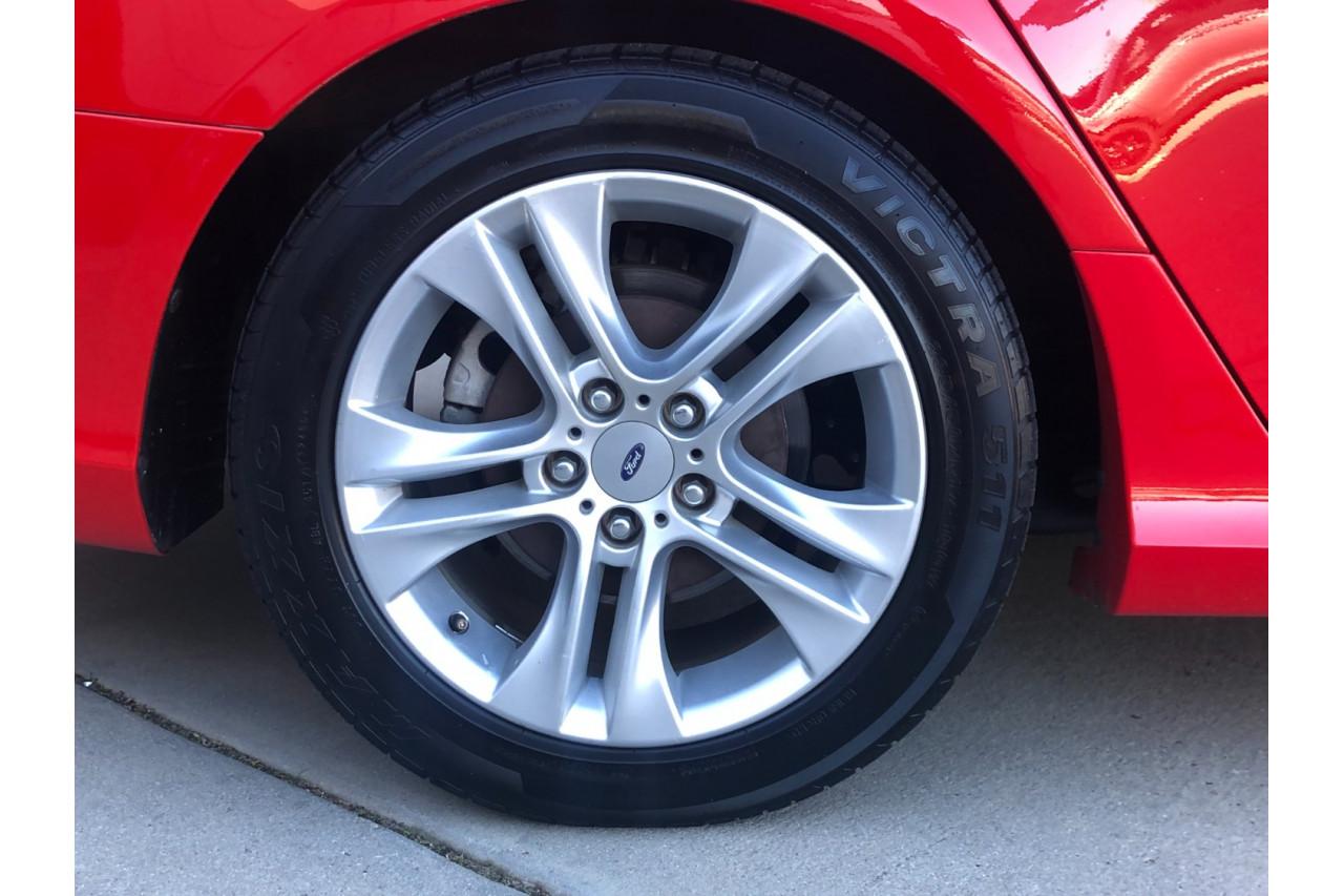 2011 Ford Xr6 FG XR6 Sedan