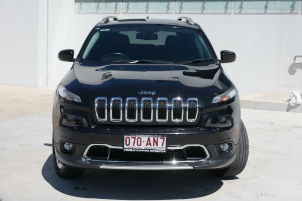 2014 Jeep Cherokee KL Limited Suv