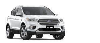 Escape Trend Petrol FWD Auto