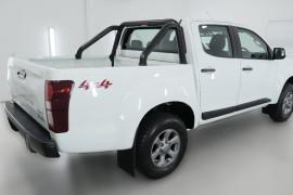 2019 Isuzu UTE D-MAX SX Crew Cab Ute 4x4 Utility Image 2