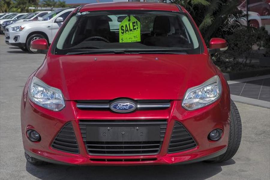 2012 Ford Focus LW Trend Hatchback Image 8