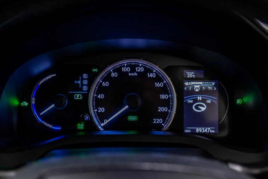 2016 Lexus Ct Hatchback Image 29