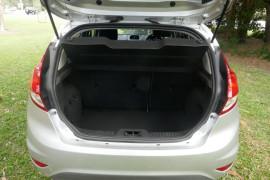 2014 MY15 Ford Fiesta WZ Ambiente Hatchback