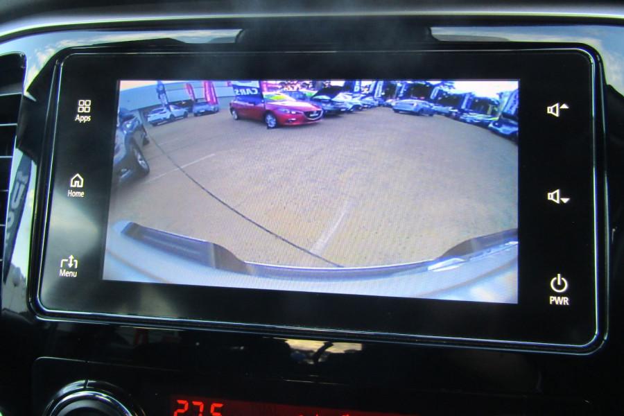 2019 MY20 Mitsubishi Triton MR GLS Double Cab Pick Up 4WD Dual cab Image 19