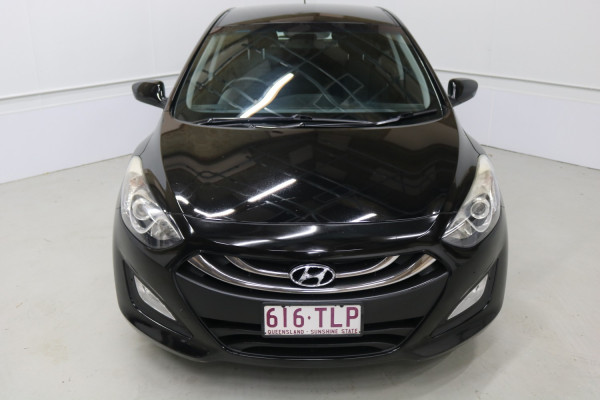 2013 Hyundai I30 GD2 ACTIVE Hatchback