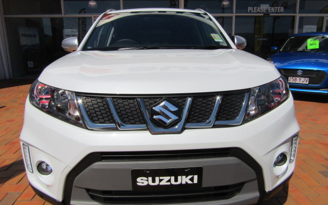 2018 MYug Suzuki Vitara LY S-Turbo 2WD Wagon