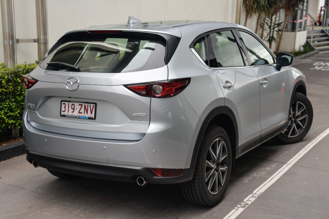 2020 MY19 Mazda CX-5 KF GT Suv Image 3
