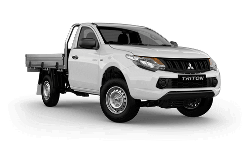 GLX Single Cab Chassis 2WD Petrol