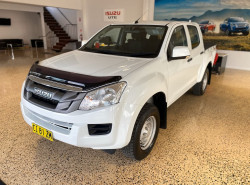 Isuzu Ute D-MAX SX (No Series) MY15.5
