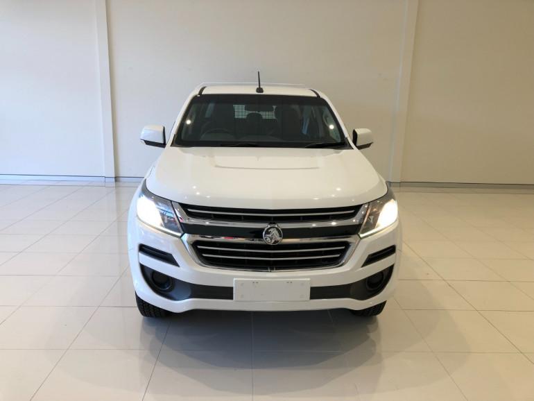 2016 Holden Colorado RG Turbo LS 2wd c/c chassis Image 3