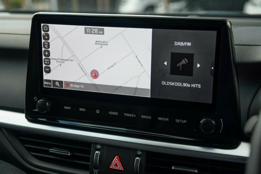 2021 MY22 Kia Cerato BD MY22 GT DCT Hatchback Image 12